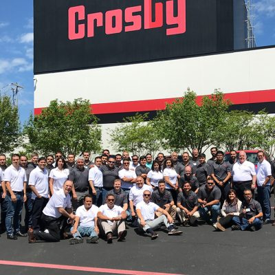 Equipo Bruening se capacita con The Crosby Group