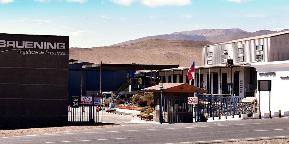 Casa Matriz Iquique